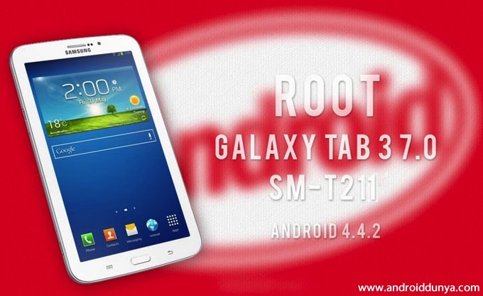 Root-Galaxy-Tab-3-7.0-SM-T211