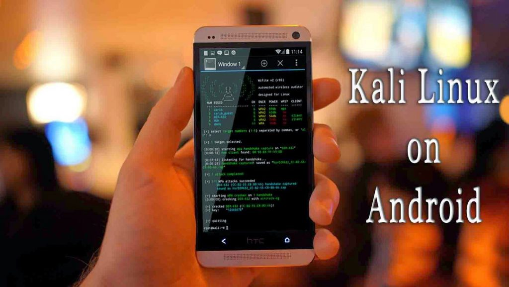 Kali-Linux-Android